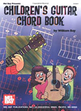 Mel Bay's Children's Guitar Chord Book