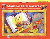 Music for Little Mozarts Workbook